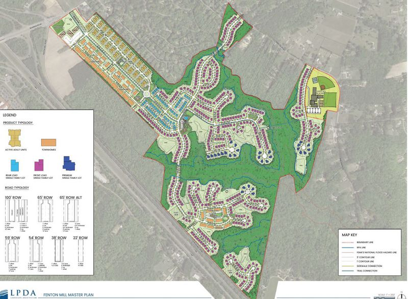 York-based developer plans 836-homes, mixed-use site in upper part of county